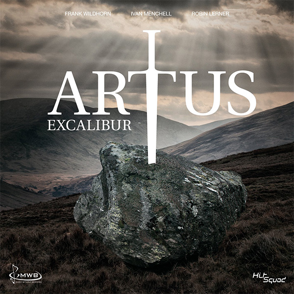 "CD-Cover ""Artus Excalibur"""