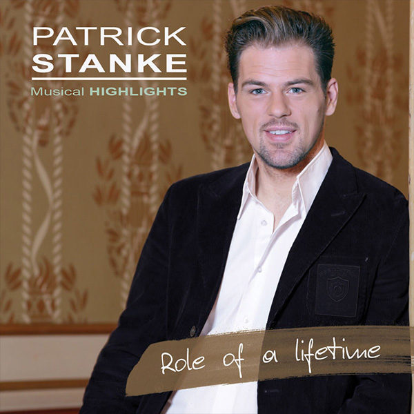 "CD-Cover ""Role of a Lifetime"""