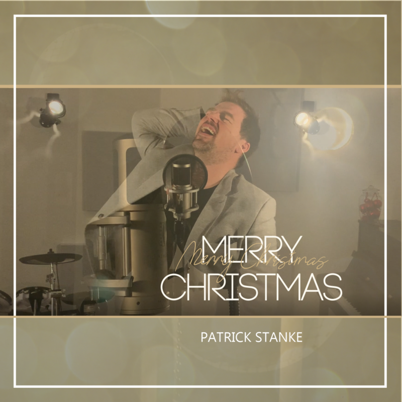 Cover Merry Christmas Patrick Stanke