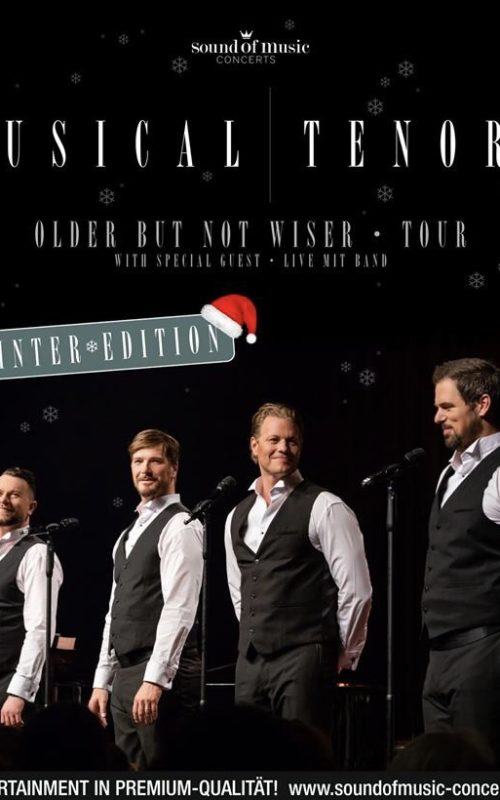 Musical Tenors - Older but not wiser / Winter Edition