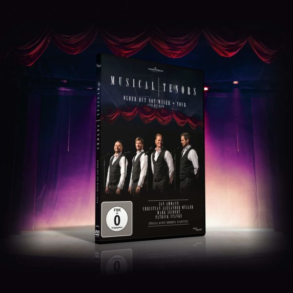 Musical Tenors DVD