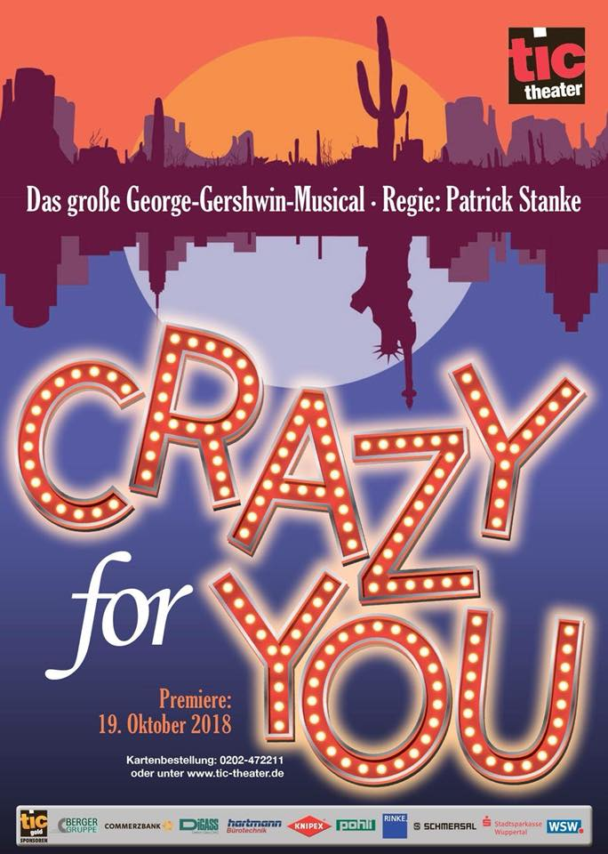 Crazy for You - Das große George-Gershwin-Musical