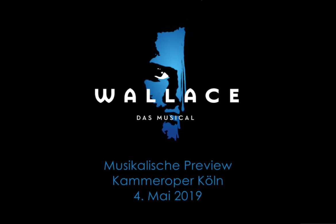 WALLACE - Musikalische Preview